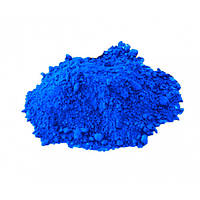 Синий сухой пищевой краситель  100 г Индия