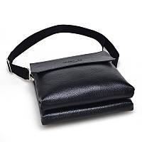 Деловая мужская сумка через плечо Polo
