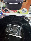 Кастрюля Giakoma G-2831-24 керамическое покрытие 3.5 л, фото 6