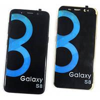 """Китайский самсунг копия Samsung Galaxy S8 Edge (2sim)  4.7"""" 2 ядра, Android 6 бюджетный телефон"""