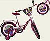 Велосипед двухколесный 16 дюймов Монстр Хай 181606 ***