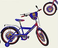 Велосипед двухколесный 16 дюймов Барселона 181608 ***