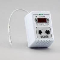 Терморегулятор для обогревателей РТУ-10/П-NTC-K 10А
