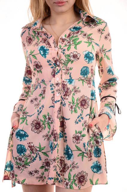 АКЦИЯ!!! Новая цена 11,5Є!!!Комбинезоны короткие с цветами оптом Timiami лот6шт по 14Є 427
