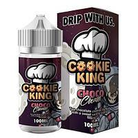 Cookie King Choco Cream - никотин 3 мг., 100 мл.