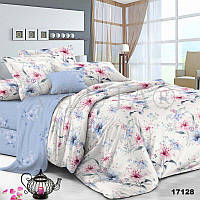 Комплект постельного белья семейный Вилюта ранфорс 17128