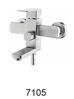 Одноважільний змішувач для ванни GERTS 7105
