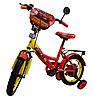 Велосипед двухколесный 16 дюймов Тачки 181617 ***