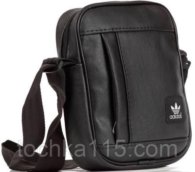 27f2bc3b4488 Шкіряна сумка барсетка Adidas, планшет через плечо реплика - Точка 115 в  Николаевской области