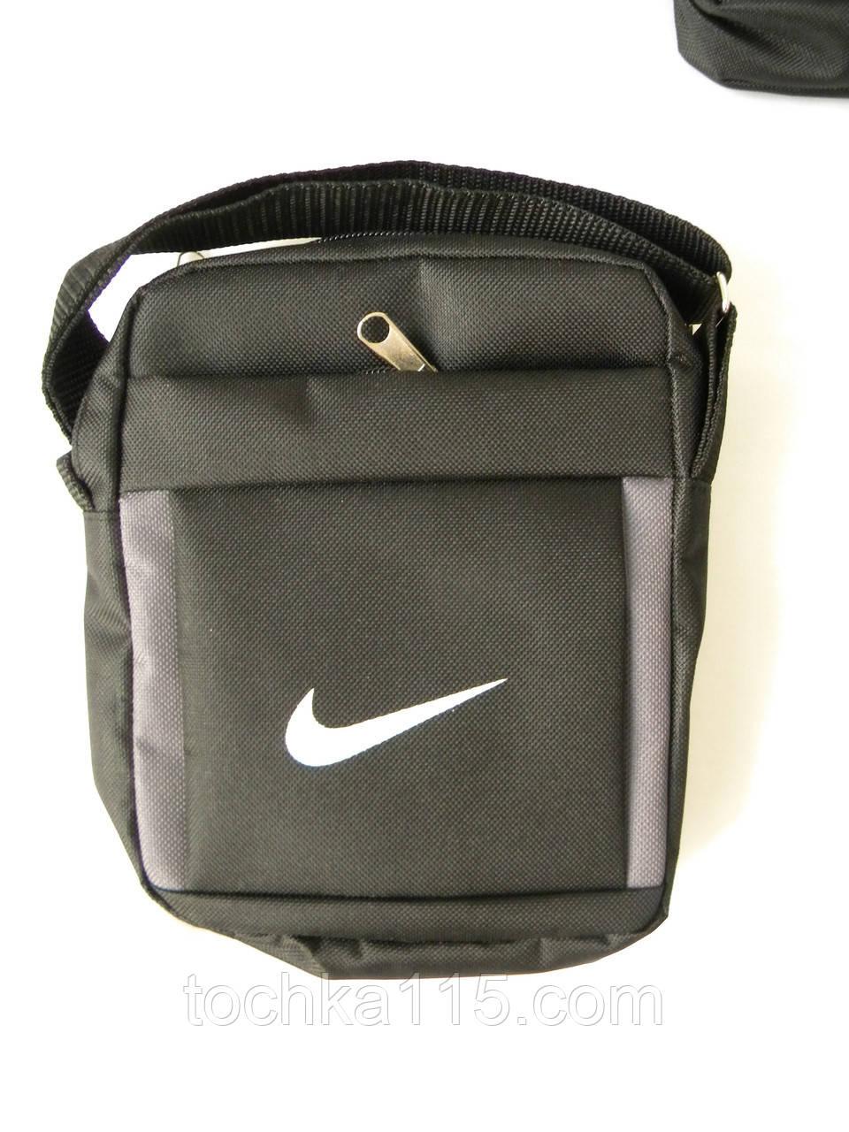 c213393fb11e ... сумка Мужская сумка через плече Nike, чоловiчi сумки Найк, молодежная  сумка через плече, ...