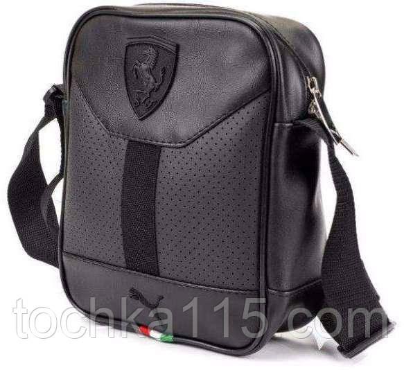 Мужская сумка, мессенджер PUMA, сумка на плече  реплика
