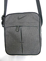 Прочная сумка через плече Nike, сумка на плече найк, сумка найк мужская реплика, фото 1