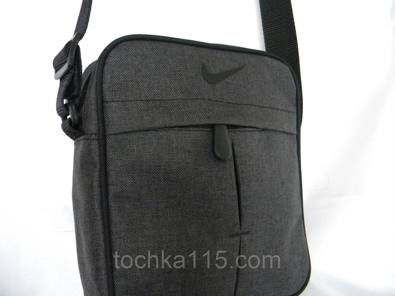 e0b1d3b919d2 ... Прочная сумка через плече Nike, сумка на плече найк, сумка найк мужская  реплика, ...
