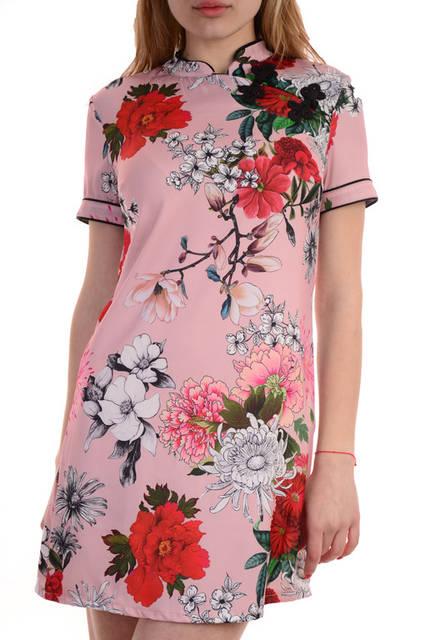 АКЦИЯ!!! Новая цена 12,5Є!!!Платья модные Red Fashion Pronto Moda лот10шт по 15Є 529