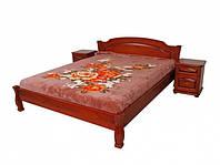 Кровать натуральное дерево Темп Лагуна 2