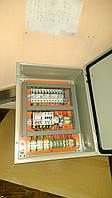 Разработка и сборка электрических щитов управления к холодильному оборудованию