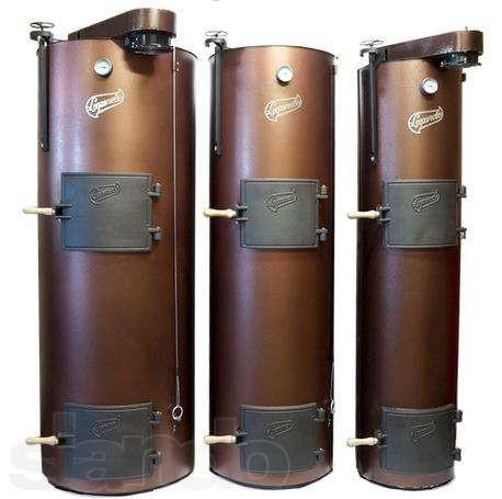 Твердотопливные котлы длительного горения Liepsnele L20-U (Универсал)