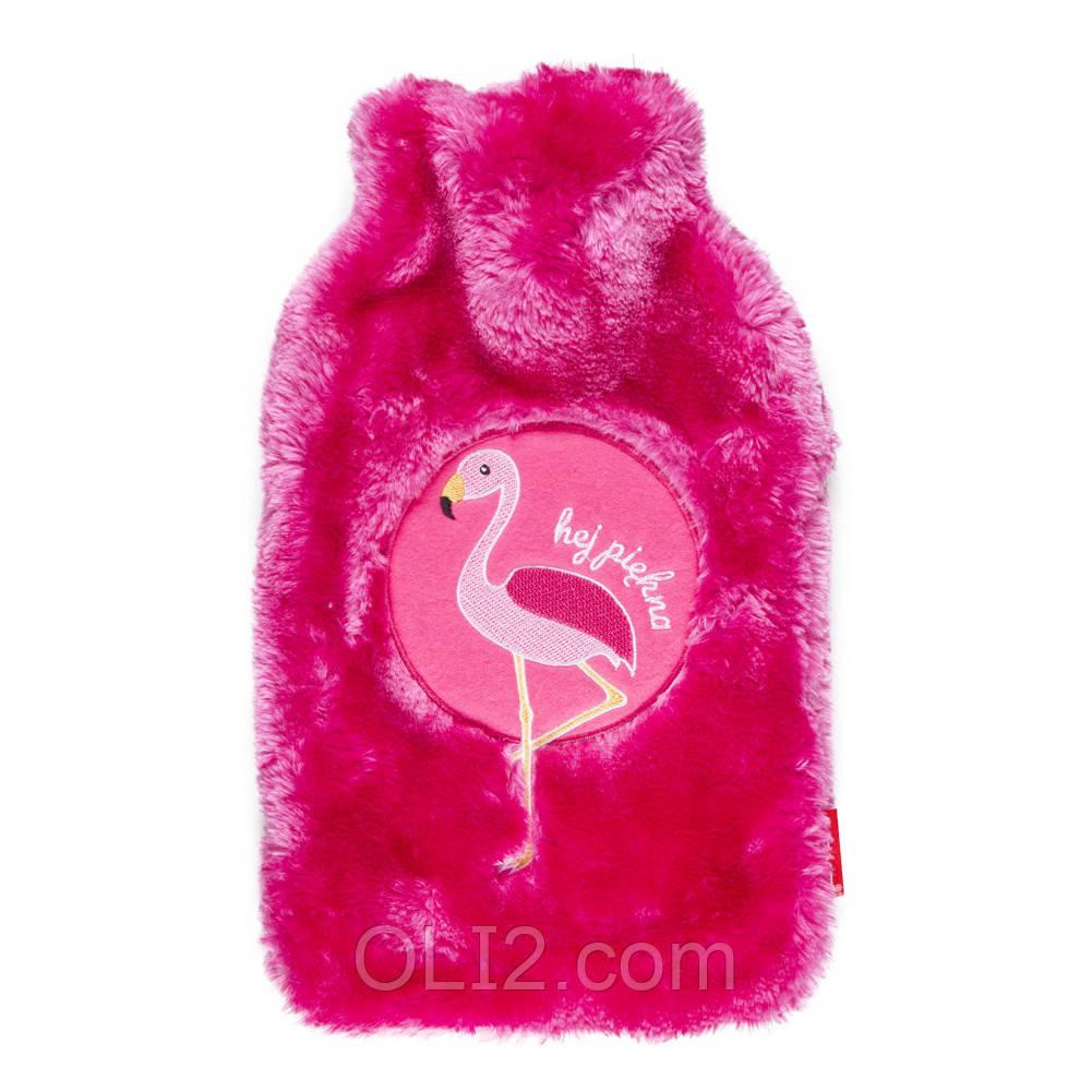 Мягкая грелка игрушка SOXO  резиновая