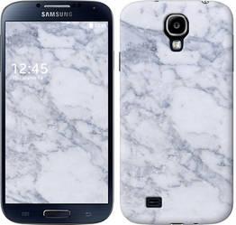 "Чехол на Samsung Galaxy S4 i9500 Голубой мрамор ""3062c-13-328"""