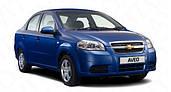 Chevrolet Aveo Т200/T250 2004-