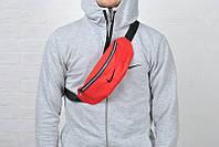 Бананка Nike красный  реплика