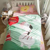 Комплект постельного белья Happy Birthday Zebra (полуторный) Berni