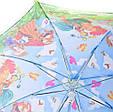 Детский зонт-трость полуавтомат ZEST Z21665-6, фото 4