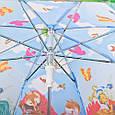Детский зонт-трость полуавтомат ZEST Z21665-6, фото 5