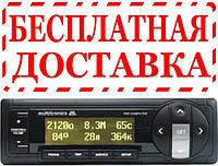 Маршрутный бортовой компьютер Multitronics SL-50 GAZEL Для СОБОЛЬ, ГАЗель в штатное место - 1DIN Код: 653676767