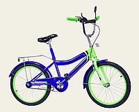 Велосипед двухколёсный  20 дюймов 172033 ***