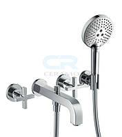 39447000 Axor Citterio Змішувач для ванни , хром