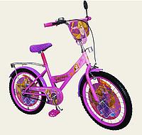 Велосипед двухколёсный  20 дюймов Принцессы 172041 ***