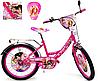Велосипед двухколёсный  20 дюймов Барби 182014 ***