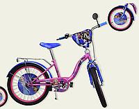Велосипед двухколёсный  20 дюймов Фроузен 182024***