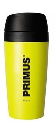Термокружка Primus C H Commuter Mug 400 мл пластик (желтый)