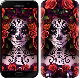 "Чехол на Samsung Galaxy A7 (2017) Catrina ""3207c-445-328"""