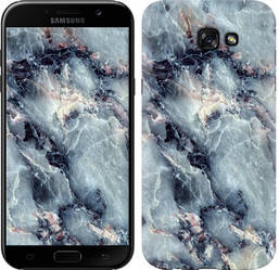"Чехол на Samsung Galaxy A7 (2017) Мрамор ""3479c-445-328"""