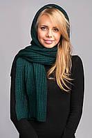Вязаный женский шарф, фото 1