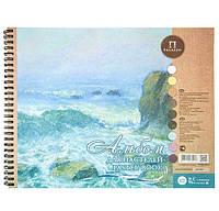 Альбом для пастели Aquamarinе, А4, 54 листа,160г/м2
