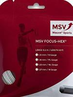 Теннисные струны MSV Focus Hex 12m