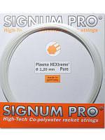 Теннисные струны Signum Prо Plazma HEXtreme Pure 12,2m