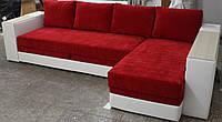 Угловой диван   Бостон-3 с мини баром и нишей 3.10 на 1.60