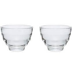 Пиалы стеклянные для чая Hario 2 шт х 170 мл (HU-0830)