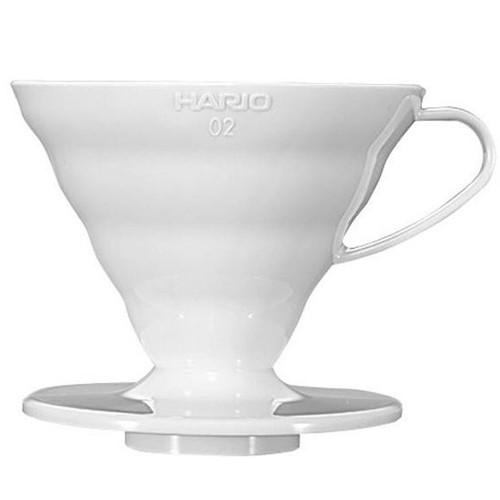 Пуровер Hario пластик V60 02W (VD-02W)