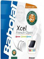Теннисные струны Babolat XCEL RG/FO 1,25bk 12M