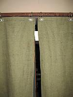Шторы из брезента для утепления ворот в цеху, фото 1