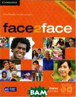 Redston Chris Face2face Starter Student`s Book with DVD-ROM and Online Workbook Pack 2nd Edition