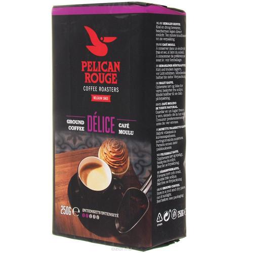 Кофе Pelican Rouge Delice молотый 250 г