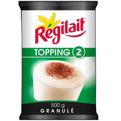 Сухое молоко в гранулах Regilait Topping 2 500 г