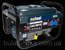Бензиновый генератор NUTOOL AG2500 (2,2-2,5 кВт) Польша
